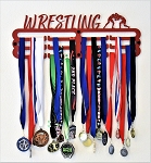 Wrestling Medal Holder